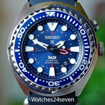 Seiko Steel 47.5mm Prospex pre-owned