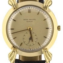 Patek Philippe Vintage Yellow gold 34mm Champagne