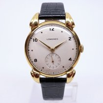 Longines Yellow gold 35mm Manual winding longines 18k Gold pre-owned United States of America, Virginia, ARLINGTON