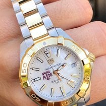 TAG Heuer Women's watch Aquaracer Lady 32mm Quartz new Watch with original box and original papers