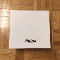 Alpina Acero 42mm Automático AL-525S4H6 nuevo