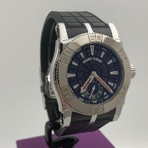 Roger Dubuis Easy Diver Steel 40mm Black No numerals