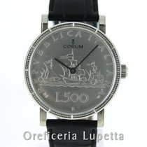 Corum Silver Automatic 36mm pre-owned