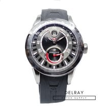 Perrelet Steel 43mm Automatic A5004/2 new