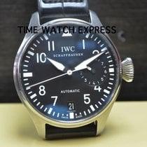 IWC Big Pilot Otel 46mm Negru Arabic
