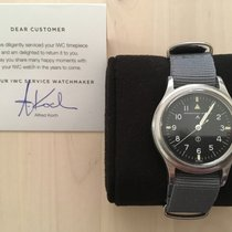 IWC Pilot Mark 6B/346 Good Steel 36mm Manual winding Australia, Mount Lawley