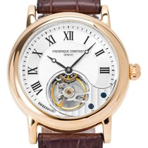 Frederique Constant Manufacture Heart Beat Rose gold 39.5mm