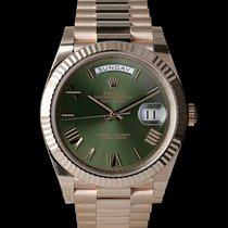 Rolex Day-Date 40 228235 2016 rabljen
