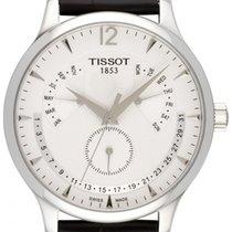 Tissot Tradition Steel 42mm Silver
