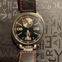 Anonimo Militare Steel Black Arabic numerals