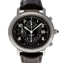 Audemars Piguet 25822ST Steel Millenary Chronograph 40mm pre-owned