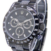 Rolex Daytona Steel 40mm Black United States of America, Florida, Miami