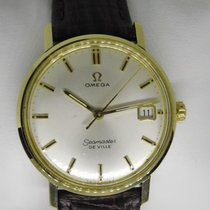 Omega Seamaster DeVille 136.020 136.0020 136020 De Ville Very good Gold/Steel 34mm Manual winding
