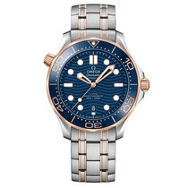 Omega Seamaster Diver 300 M 210.20.42.20.03.002 2020 nouveau