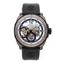 Armand Nicolet Titanium 44mm Manual winding T619AGN-AG-G9610 pre-owned