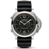 Panerai Luminor 1950 Regatta 3 Days Chrono Flyback Titanium 47mm Black Arabic numerals United States of America, Pennsylvania, Holland
