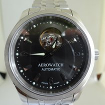 Aerowatch Steel 40mm Automatic 68906 AA01 M new