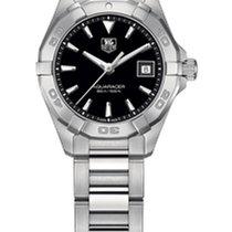 TAG Heuer Aquaracer Lady WAY1410.BA0920 - TAG HEUER Black Dial,Steel Watch new