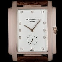 Patek Philippe Gondolo pre-owned 29mm White gold