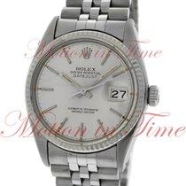 "Rolex Datejust 36mm ""Circa 1980's"" ""Quick Set"", Silver Rhodium..."