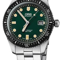 Oris Divers Sixty Five new Automatic Watch with original box and original papers 01 733 7720 4057-07 8 21 18