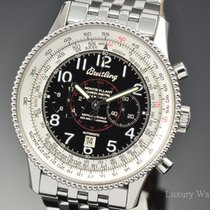 Breitling Navitimer Montbrillant 1903 SS Chronograph Special...
