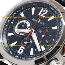 Jaeger-LeCoultre Master Compressor Chronograph 2 Black Dial  ...