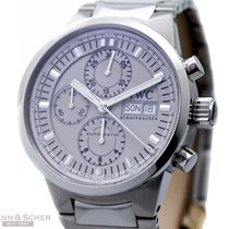IWC GST Chronograph Rattrapante Ref-3715 Stainless Steel Box...