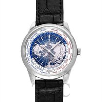 Jaeger-LeCoultre Q8108420 Steel Geophysic Universal Time 41.60mm new