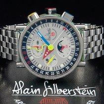 "Alain Silberstein Krono Bauhaus 2 ""MILITARY"" Chronogra..."