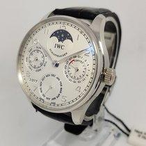 IWC Portuguese Perpetual Calendar WESTIME RODEO Platinum Watch