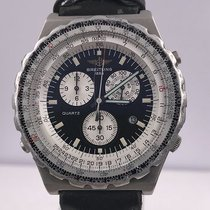Breitling vintage NAVITIMER JUPITER PILOT early series steel...