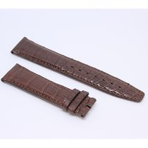 IWC Original Brown Leather Alligator Band 21/18mm