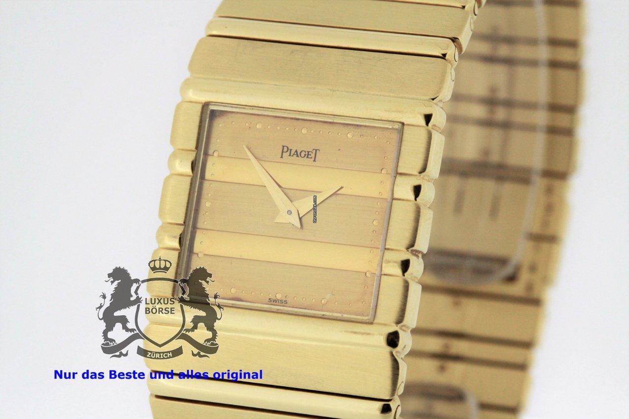 3e1e4037dbc0 Piaget Polo Oro amarillo - Precios de Piaget Polo Oro amarillo en Chrono24