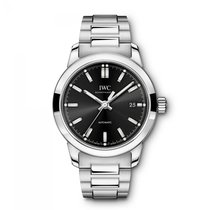 IWC Ingenieur Automatic  Black Dial IW357002 Mens WATCH