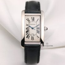 Cartier Tank Américaine White gold 26.5mm