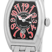 """Franck Muller Lady's Stainless Steel  """"Conquistador..."""