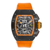 Richard Mille DLC Titanium Orange Limited Edition of 30