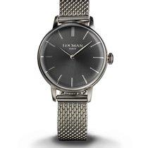 Locman Watch 1960 Lady Only Time Quartz 5atm Milan Mesh Strap...