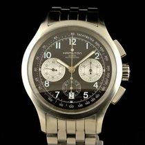 Hamilton - Khaki Automatic Chronograph - Men - 2000-2010