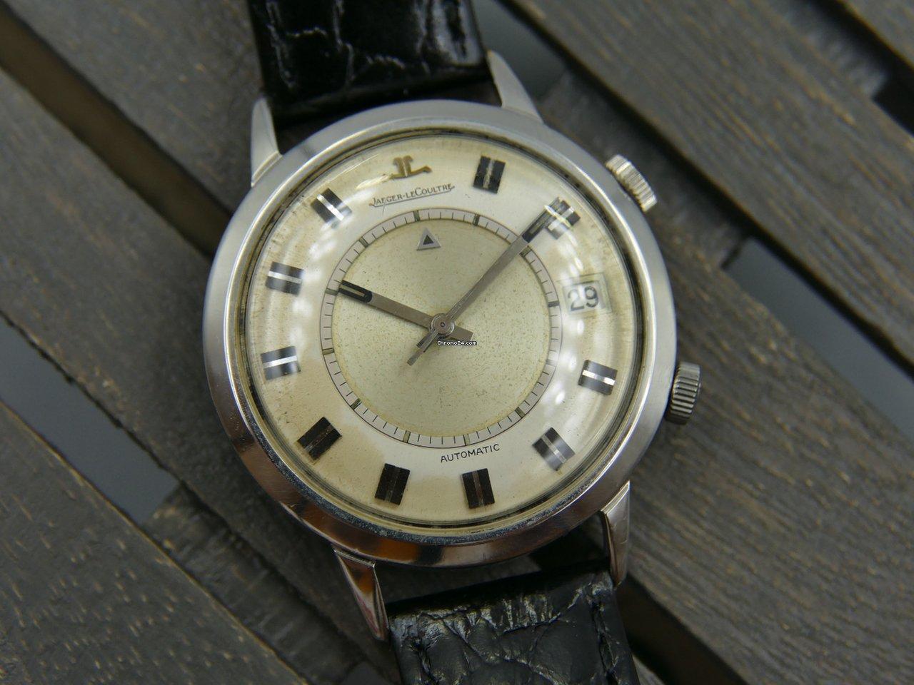 314fc374cb3 Relógios Jaeger-LeCoultre usados - Compare os preços de relógios  Jaeger-LeCoultre usados