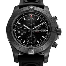 Breitling Colt Chronograph Automatic Steel 44mm Black United States of America, New York, New York