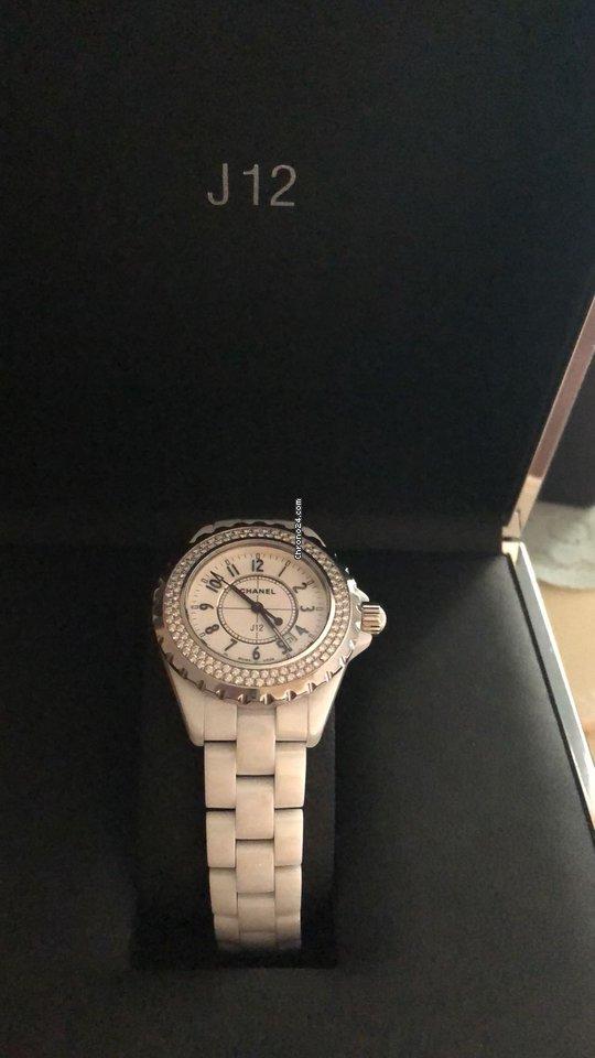 14c39b300971 Precios de relojes Chanel mujer