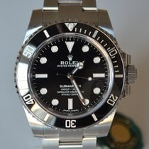 Rolex Submariner 114060 NEW from 09/2018