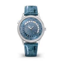 Patek Philippe World Time new 36mm White gold