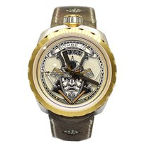 Bomberg Steel 45mm Automatic BS45ASPG pre-owned