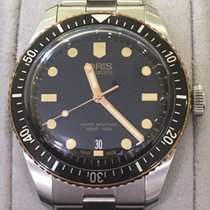 Oris Divers Sixty Five pre-owned 40mm Steel