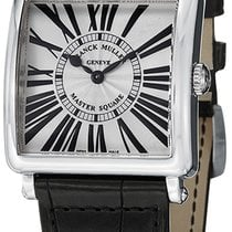 Franck Muller Master Square Steel 32mm Silver United States of America, New York, Brooklyn