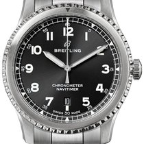 Breitling A17314101B1A1 Steel 2020 Navitimer 8 41mm new United States of America, Florida, Boca Raton
