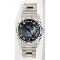 Rolex Day-Date 36 White gold 36mm Mother of pearl United States of America, Florida, Miami